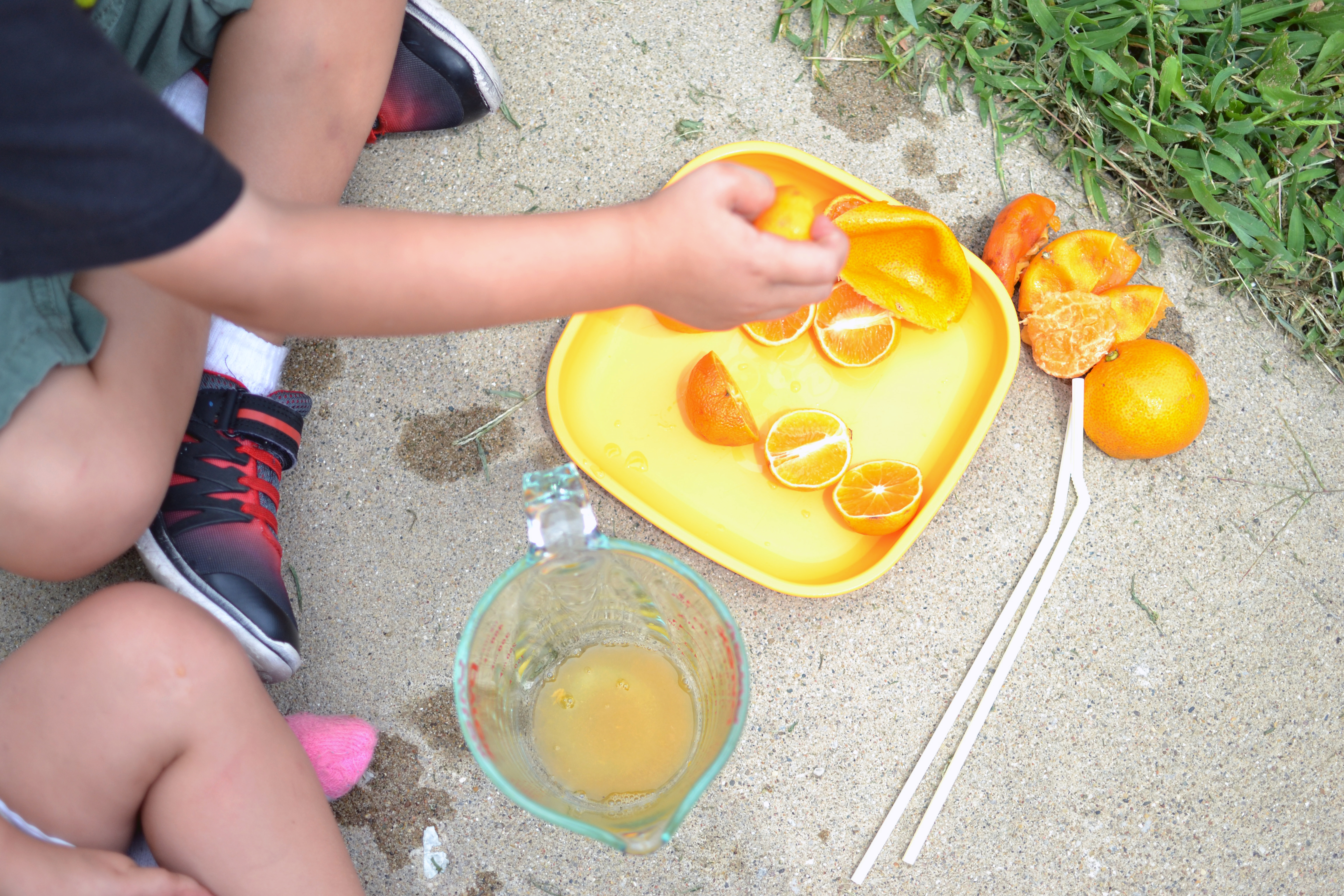 sensory activity for toddlers